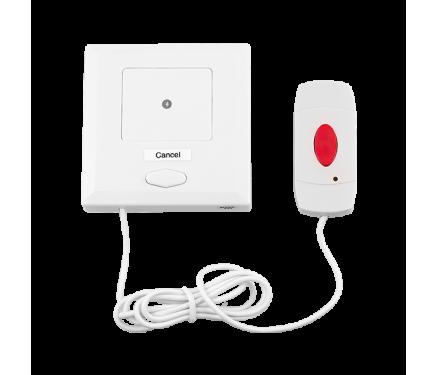 Влагозащищенная кнопка вызова медсестры Y-SC1 купить по цене 2620 руб. в интернет-магазине Medbells