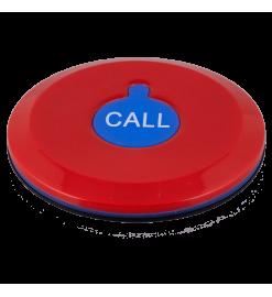 K-X1 влагозащищённая кнопка вызова (красный/синий)