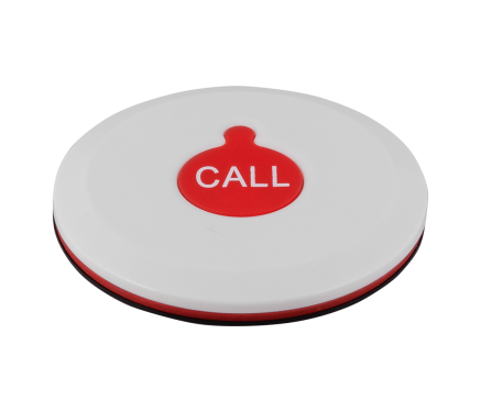 K-X1 влагозащищённая кнопка вызова (белый/красный) купить по цене 1120 руб. в интернет-магазине Medbells