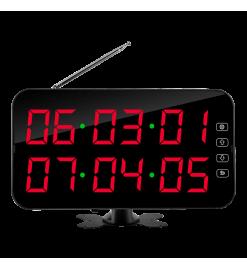 Беспроводное табло вызова K-4-F  (красный)