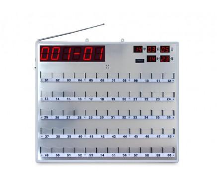 Беспроводной пульт приема вызовов медсестры iBells-8800